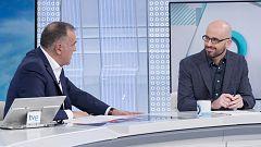 Los desayunos de TVE - Nacho Álvarez, secretario de Economía de Podemos