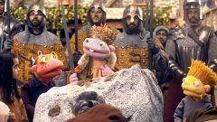 RTVE.es estrena el tráiler 'La gran aventura de los Lunnis y el libro mágico'