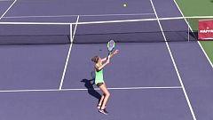 Tenis - Master Futuro Nacional. Semifinal femenina
