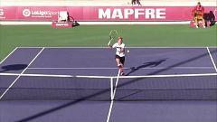 Tenis - Master Futuro Nacional. Semifinal masculina