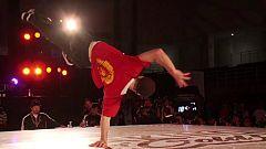 Baile deportivo - Campeonato Mundial Breaking de la juventud