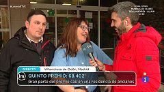 La mañana - El quinto premio, íntegro en Villaviciosa de Odón (Madrid)