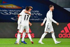 Marcos Llorente sentencia la final para el Real Madrid con un golazo (2-0)