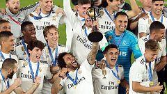 Fútbol - Copa Mundial de Clubes 2018. Final Post-partido Real Madrid - Al Ain