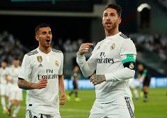 Sergio Ramos pone la puntilla a la final con el tercer tanto (3-0)