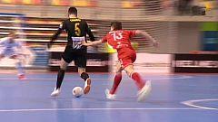 Fútbol Sala - Liga Nacional 16ª jornada: Jimbee Cartagena - O Parrulo Ferrol