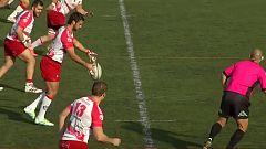 Rugby - Liga División de Honor Masculina. 13ª jornada: Ordizia RE - Gernika RT, desde Ordizia (Guipuzcoa)