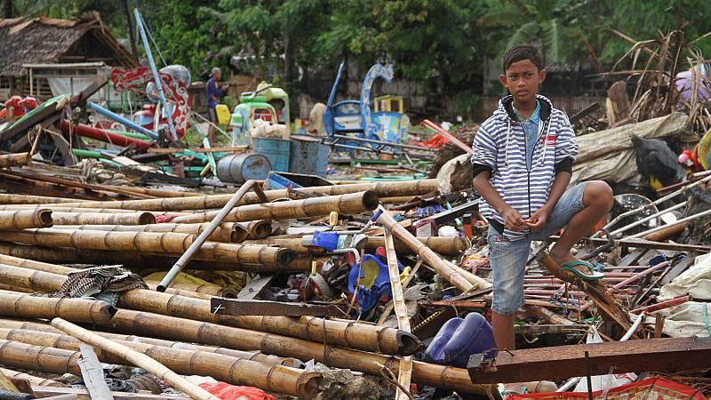 Indonesia mantiene la alerta por tsunami