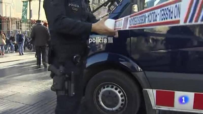 Se intensifica la vigilancia antiterrorista en Barcelona