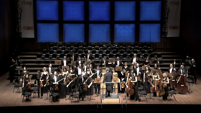 Los conciertos de La 2 - Concierto de Navidad ORTVE - ver ahora