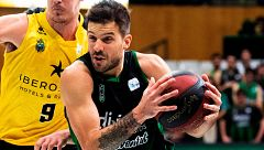 Nicola Laprovittola, un base de la ACB que se inspira en Riquelme