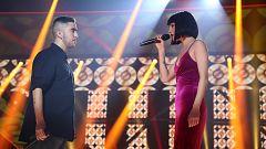 """OT 2018 - Natalia y Beret cantan """"Lo siento"""" en la gala de Navidad"""