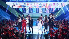 """OT 2018 - 'OT 2018' canta """"Somos"""" en la gala de Navidad"""