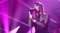 """OT 2018 - Aitana canta """"Vas a quedarte"""" en la gala de Navidad"""