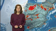 Nieblas en el nordeste y Extremadura, y lluvias en Galicia