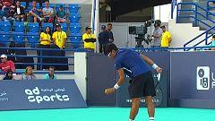 Tenis - Mubadala World Tennis Championships 1º partido