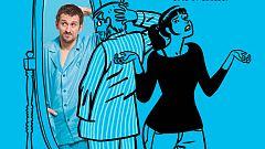 Raúl Arévalo protagoniza 'Memorias de un hombre en pijama', la película del cómic de Paco Roca