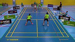 Badminton - Liga Nacional División de Honor 2018/19 jornada 9 Resumen