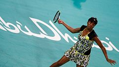 Tenis - Mubadala World Tennis Championships: S. Williams - V. Williams