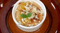 Torres en la cocina - Dulce de castañas