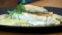 Torres en la cocina - Merluza con salsa de lima