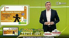 Sorteo ONCE - 28/12/18