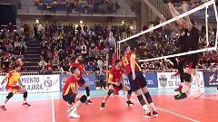 Voleibol - Encuentro Amistoso Selección Masculina: España - Portugal