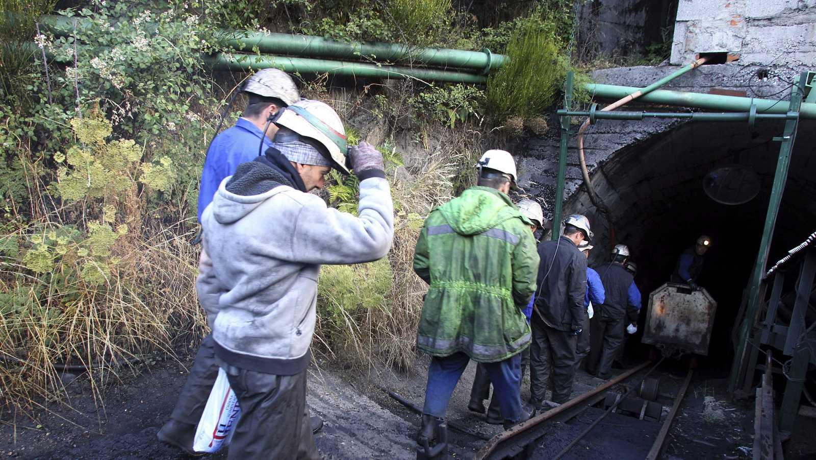 La minería del carbón echa el cierre en España