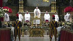 El día del Señor - Misa de Año Nuevo desde el Vaticano (Roma)