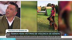 La Mañana - Así son los perros guardianes de las víctimas de violencia de género