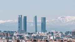 El Tiempo en la Comunidad de Madrid - 02/01/19