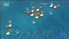 El temps a les Illes Balears - 02/01/19