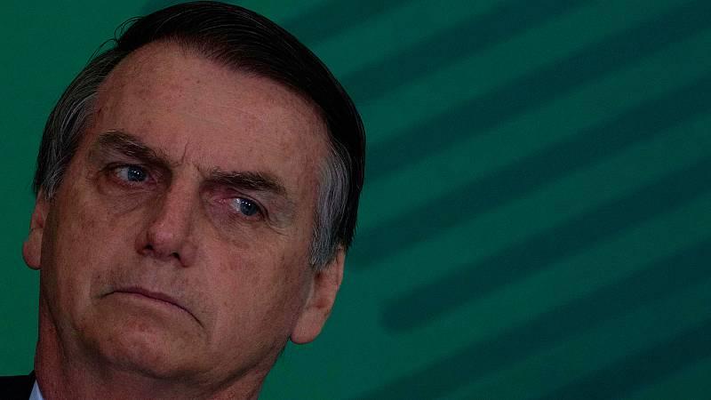 Bolsonaro inicia su mandato como nuevo presidente de Brasil tras tomar posesión del cargo