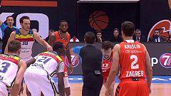 Baloncesto - Eurocup Top 16 1º partido: Cedevita Zagreb - Morabanc Andorra