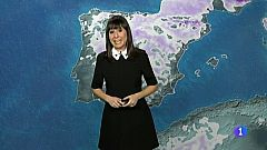 El tiempo en Extremadura - 03/01/19