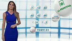 Lotería Nacional + La Primitiva + Bonoloto - 03/01/19