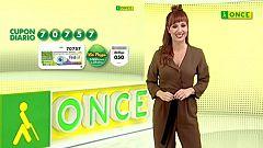 Sorteo ONCE - 03/01/19