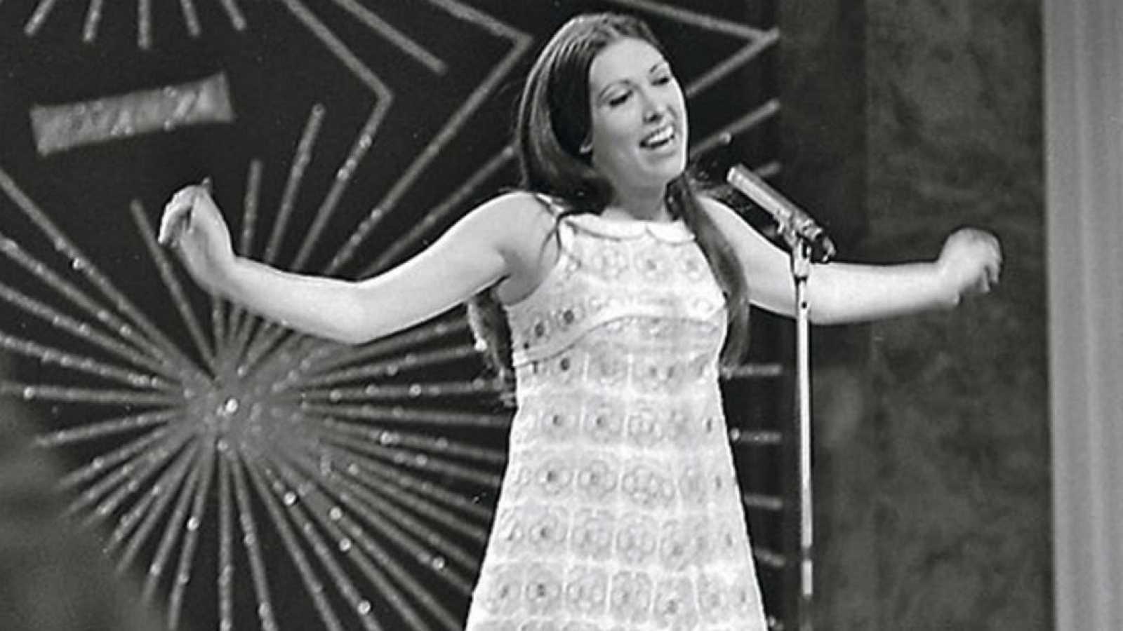 Festival de Eurovisión 1968 - Massiel - La la la - RTVE.es