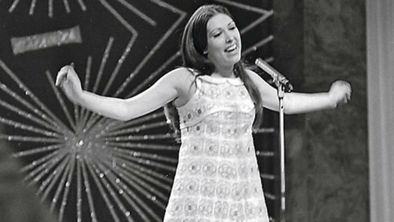Festival de eurovisión 1968 - Massiel canta 'La la la' (1968)