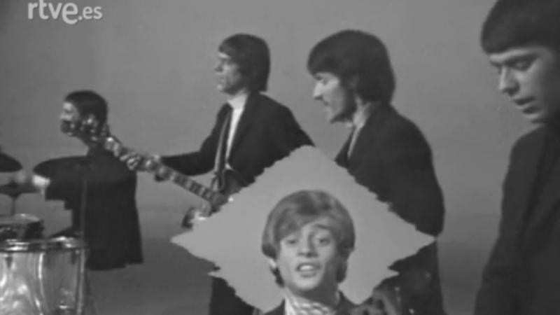 Tele - Ritmo - Fórmula V cantan 'Cuéntame' (1969)