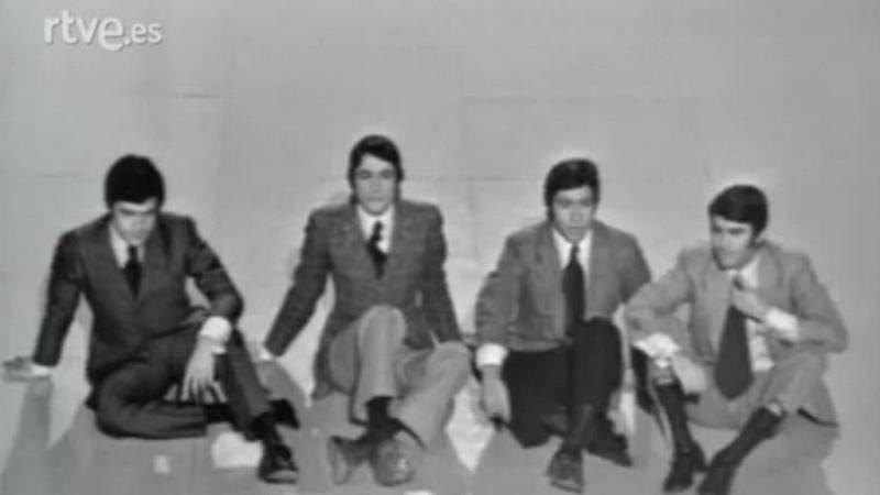 Tele - Ritmo - Los Payos cantan 'María Isabel' (1969)