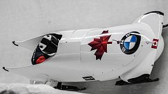 Bobsleigh A-2 Masculino - Copa del Mundo 2ª Manga