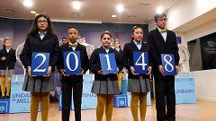 El 20.148, tercer premio del Sorteo Extraordinario del Niño