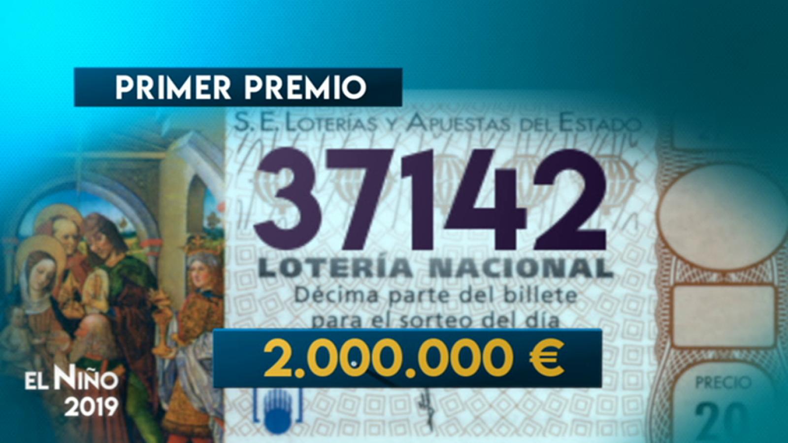Comprobar Decimo Del Niño 2013 Loteria Del Nino 2019 Rtve Es