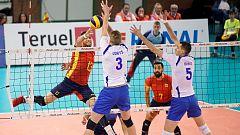 Voleibol - Clasificación Campeonato de Europa Masculino: España - Bielorrusia
