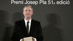 Guillermo Martínez gana el 75 premio Nadal con la novela 'Los crímenes de Alicia'