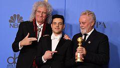 'Bohemian Rhapsody', 'Roma' y 'Green Book' se reparten la gloria en los Globos de Oro