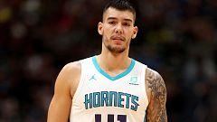 NBA: Willy e Ibaka, decisivos en las victorias de los Hornets y los Raptors