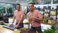 Torres en la cocina - Coliflor gratinada y dulce de castañas