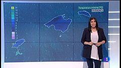 El temps a les Illes Balears - 08/01/19